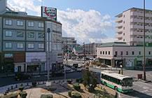 桜井駅南エリア